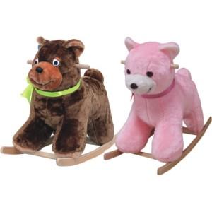 "Качалка мягкая ""Медведь"" 282-2008"