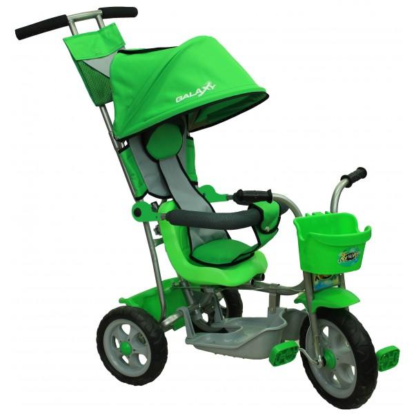 Велосипед Лучик 1 (зеленый)