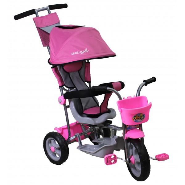 Велосипед Лучик 1 (розовый)