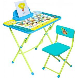 Комплект мебели «Пушистая азбука»  КУ2/ПА